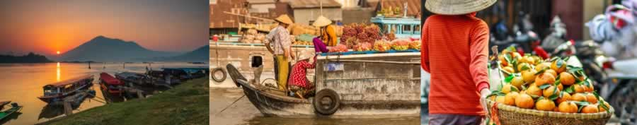 Luxury Mekong