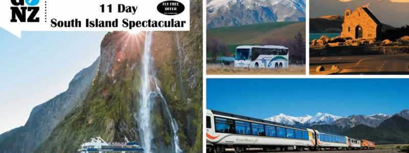 11 Day South Island Spectacular
