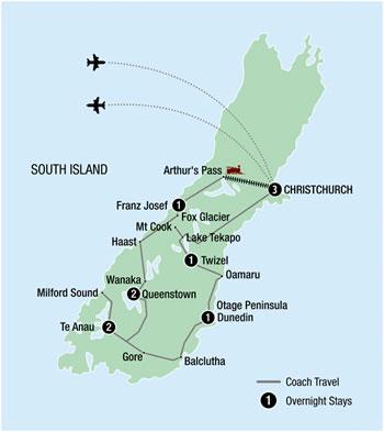 South Island 2021