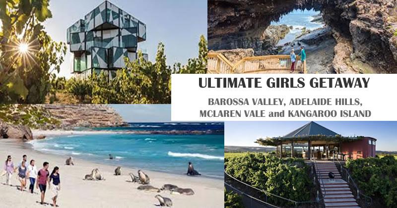 Ultimate Girls Getaway - Adelaide